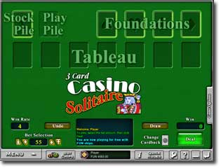 Download 3 Card Casino Solitaire